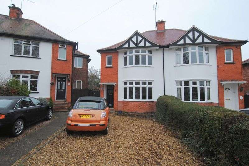 3 Bedrooms Semi Detached House for sale in St. Peters Avenue, Rushden