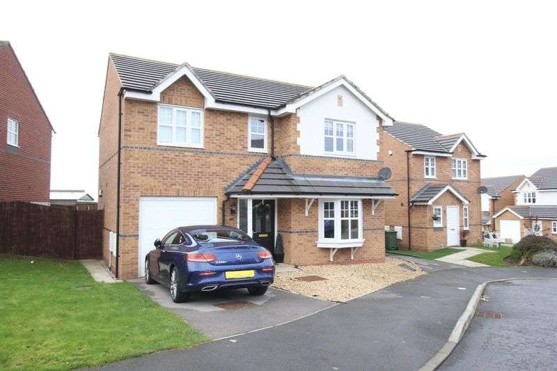 4 Bedrooms Detached House for sale in Proudman Drive, Prenton, Wirral