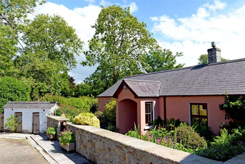 1 Bedroom Detached Bungalow for sale in Heddfan Garden Cottage, Llwyndafydd, Newquay, Ceredigion