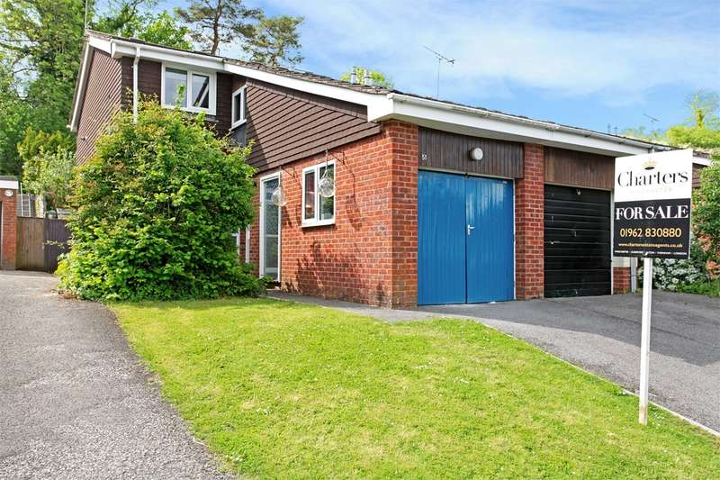 3 Bedrooms End Of Terrace House for sale in Cundell Way, Kings Worthy, Winchester, SO23