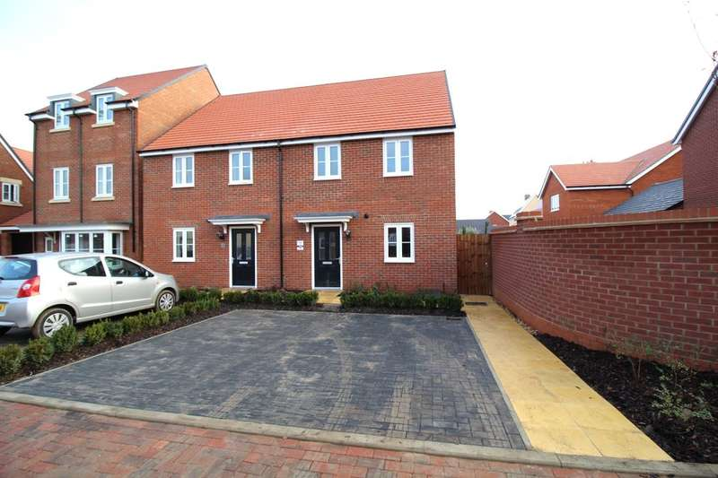 3 Bedrooms Semi Detached House for sale in Seaforth Gardens, Kings Field, Bedford, MK40