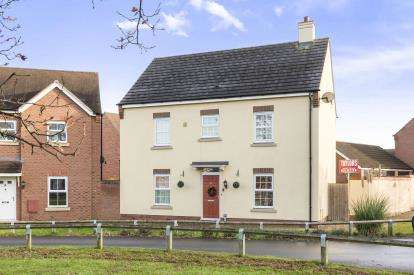 5 Bedrooms Detached House for sale in Aldergrove Kingsway, Quedgeley, Gloucester, Gloucestershire