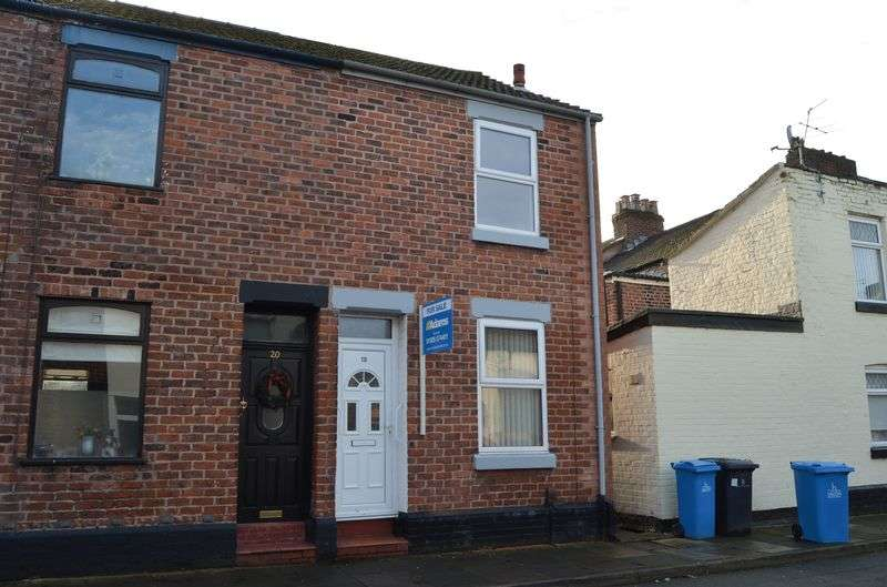 2 Bedrooms Terraced House for sale in Parker Street, Runcorn