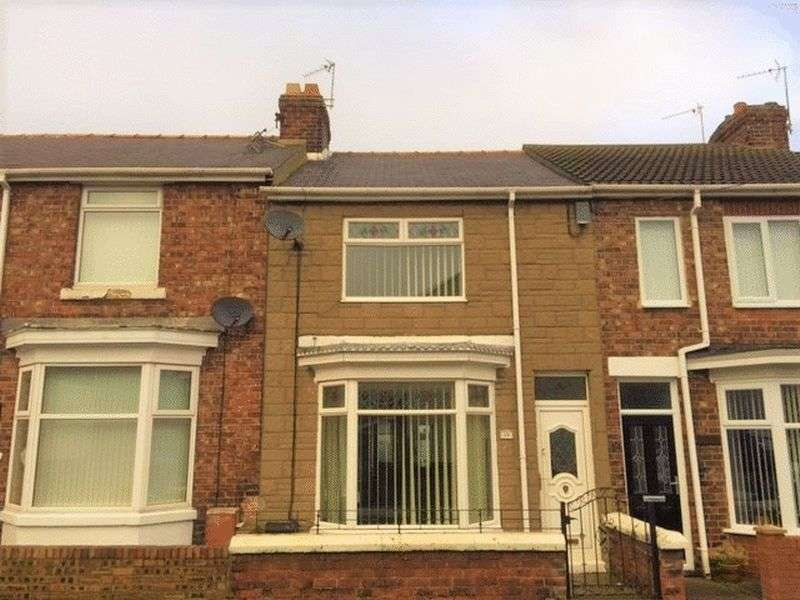 2 Bedrooms Terraced House for sale in Garden Terrace, Durham