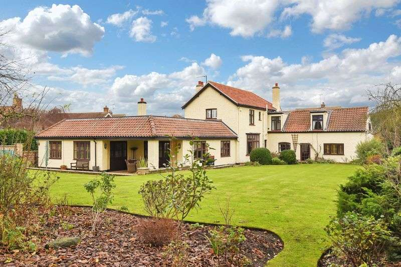 5 Bedrooms Detached House for sale in Brynton House, Northorpe, Thurlby