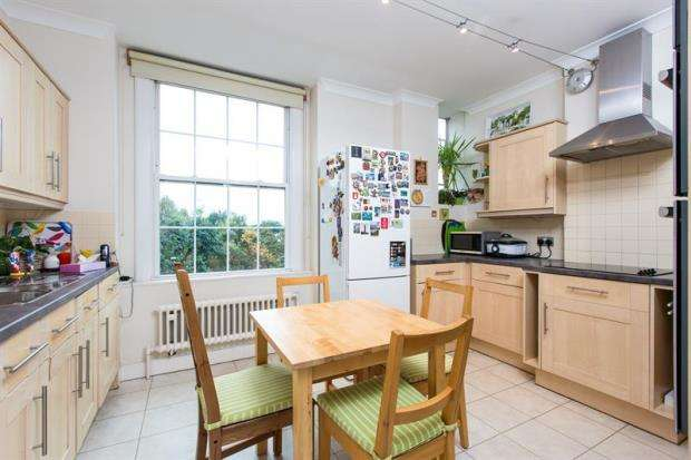 3 Bedrooms Apartment Flat for sale in North End House, Fitzjames Avenue, Brook Green, W14