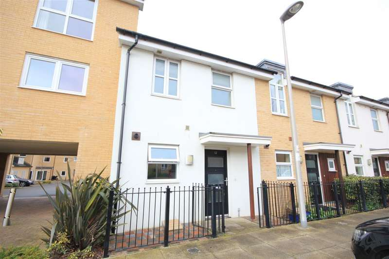 2 Bedrooms Terraced House for rent in Havergate Way, Reading, RG2