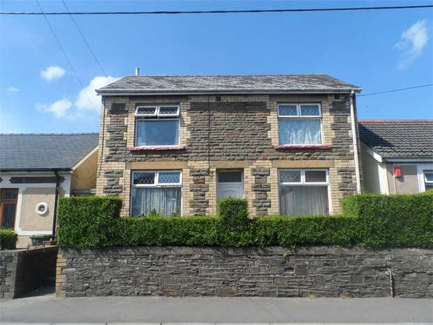 3 Bedrooms Detached House for sale in Shingrig Road, Nelson, TREHARRIS, Caerphilly
