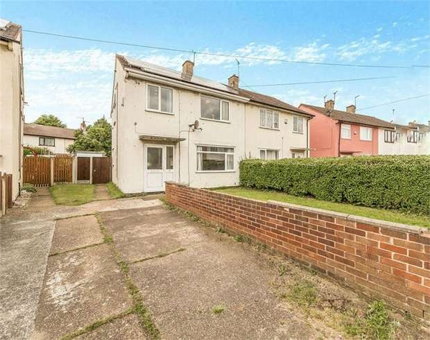 3 Bedrooms Semi Detached House for sale in Clevedon Crescent, Doncaster, South Yorkshire