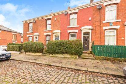 2 Bedrooms Terraced House for sale in St. Philips Street, Blackburn, Lancashire