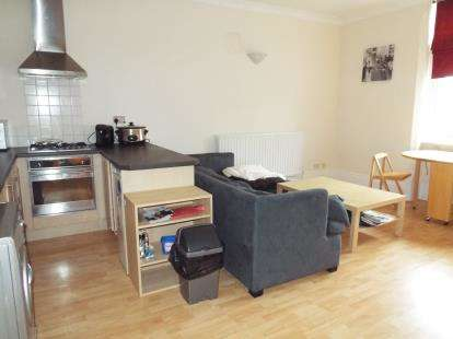 1 Bedroom Flat for sale in Mansfield Road, Nottingham, Nottinghamshire