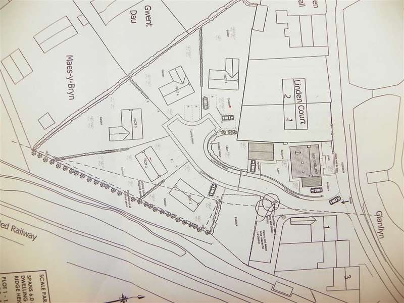 Land Commercial for sale in Plots To Rear Of Belle Vue, Rosebush