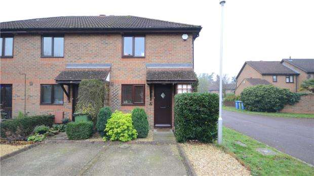 2 Bedrooms End Of Terrace House for sale in Barley Mead, Warfield