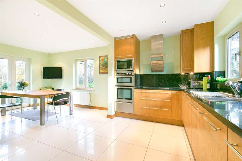 4 Bedrooms Detached House for sale in Back Lane, Ide Hill, Sevenoaks, Kent, TN14