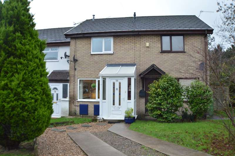 2 Bedrooms Terraced House for sale in Glan-Y-Ffordd