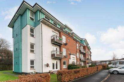 2 Bedrooms Flat for sale in Strathblane Gardens, Anniesland, Glasgow