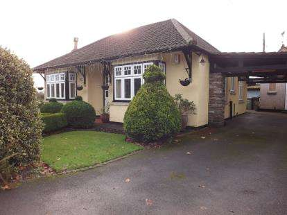 2 Bedrooms Bungalow for sale in Duck Street, Tytherington, Wotton-Under-Edge, Gloucestershire