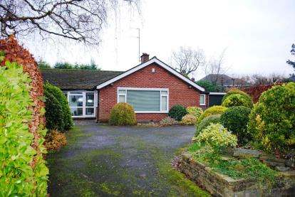3 Bedrooms Bungalow for sale in The Green, Cheadle Hulme, Cheadle, Greater Manchester