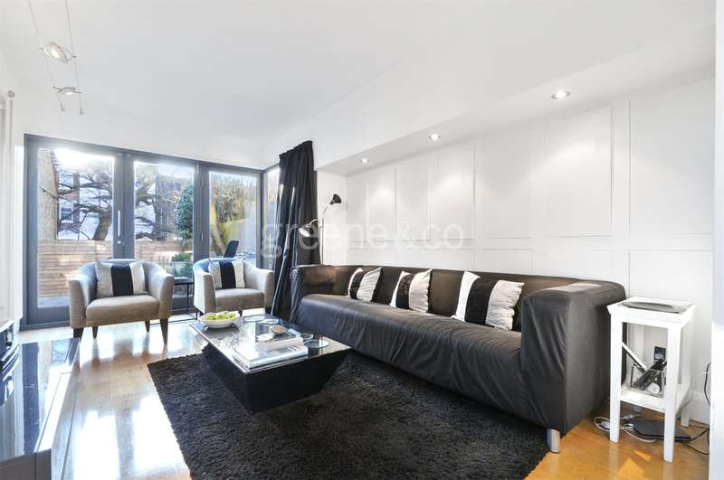 2 Bedrooms Flat for sale in Hillfield Road, West Hampstead, London, NW6