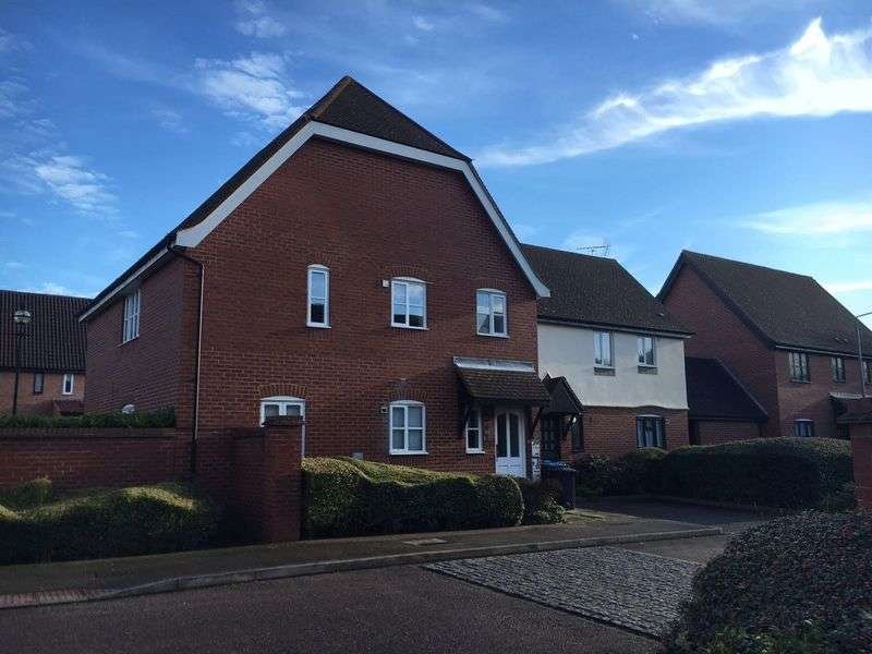 1 Bedroom Flat for sale in Aynsley Gardens, Church Langley