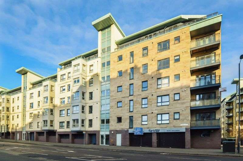 2 Bedrooms Flat for sale in 199/22 Lindsay Road, The Shore, Edinburgh, EH6 6ND