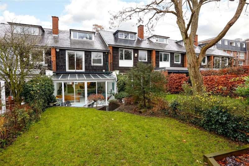 4 Bedrooms Terraced House for sale in Rockwell Gardens, London, SE19