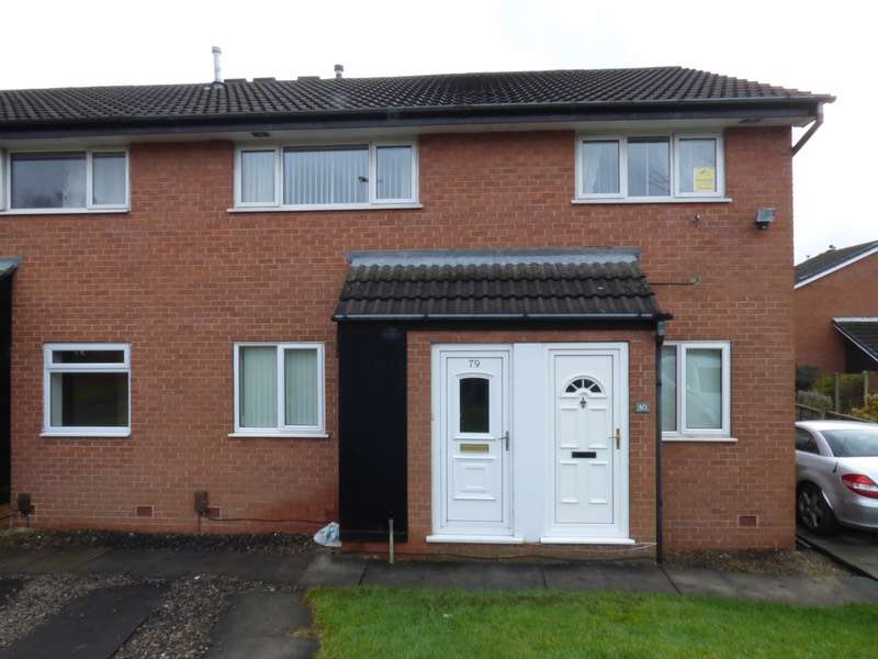 2 Bedrooms Flat for sale in Stonehill Drive, Blackburn, Lancashire, BB1