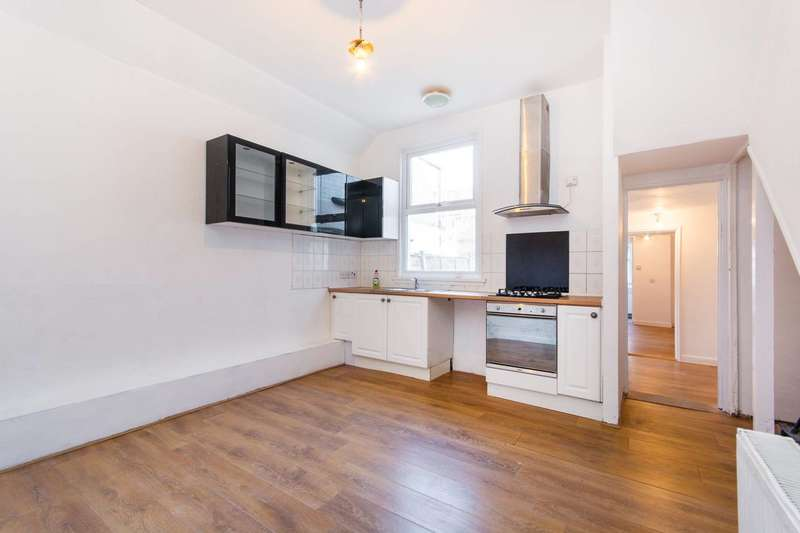 2 Bedrooms Flat for sale in Geldart Road, Peckham, SE15