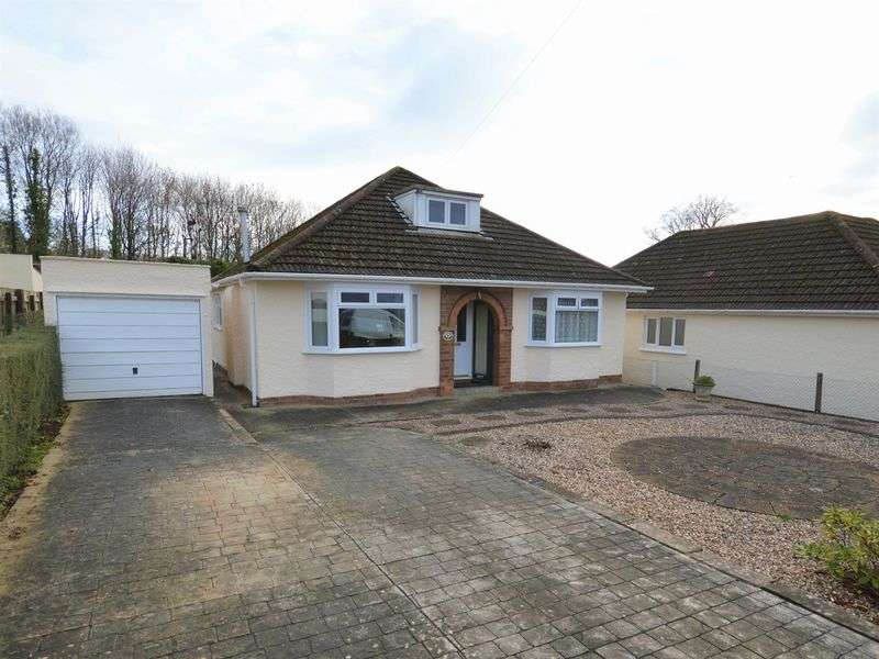 2 Bedrooms Detached Bungalow for sale in Holywell Crescent, Abergavenny