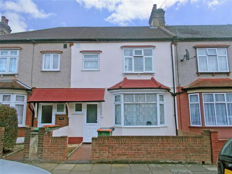 3 Bedrooms Terraced House for sale in Burges Road, East Ham, London