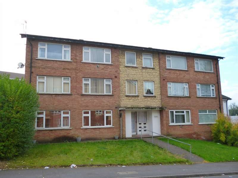 2 Bedrooms Apartment Flat for sale in Ridgeway Road, Rumney, CARDIFF