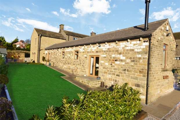 3 Bedrooms Cottage House for sale in Off Barnsley Road, Upper Cumberworth, HUDDERSFIELD, West Yorkshire