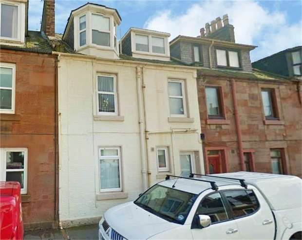 3 Bedrooms Terraced House for sale in Union Street East, Arbroath, Angus