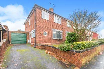 3 Bedrooms Semi Detached House for sale in Hobs Road, Wednesbury, West Midlands