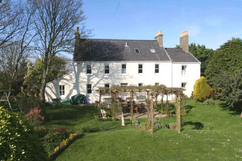6 Bedrooms Farm House Character Property for sale in St John