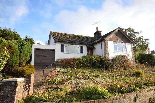 2 Bedrooms Detached Bungalow for sale in Derncleugh Gardens, Dawlish, Devon