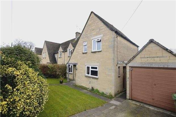 3 Bedrooms Semi Detached House for sale in Gannicox Road, Stroud, Gloucestershire, GL5 4HA