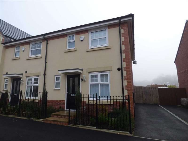 3 Bedrooms Property for sale in Silver Birch Road, Blackley, Manchester, M9