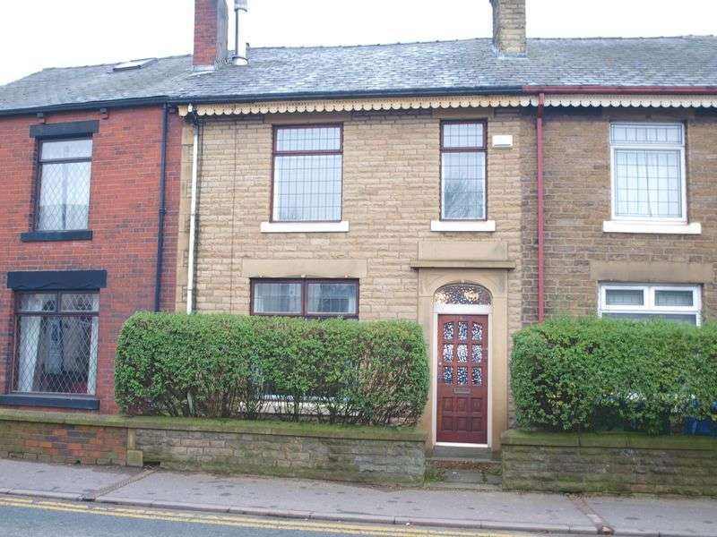 3 Bedrooms Terraced House for sale in Rochdale Road, Firgrove, OL16 4DT