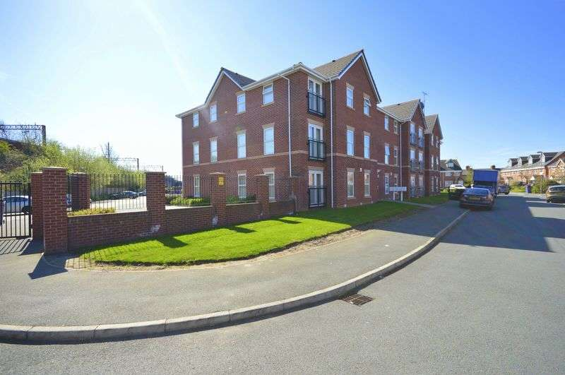 2 Bedrooms Flat for sale in Mystery Close, Wavertree