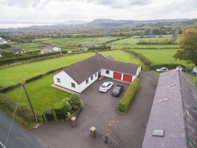 3 Bedrooms Detached Bungalow for sale in Red Brae Road, Carrickfergus
