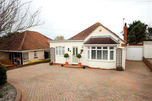 4 Bedrooms Detached House for sale in Hayling Rise, High Salvington
