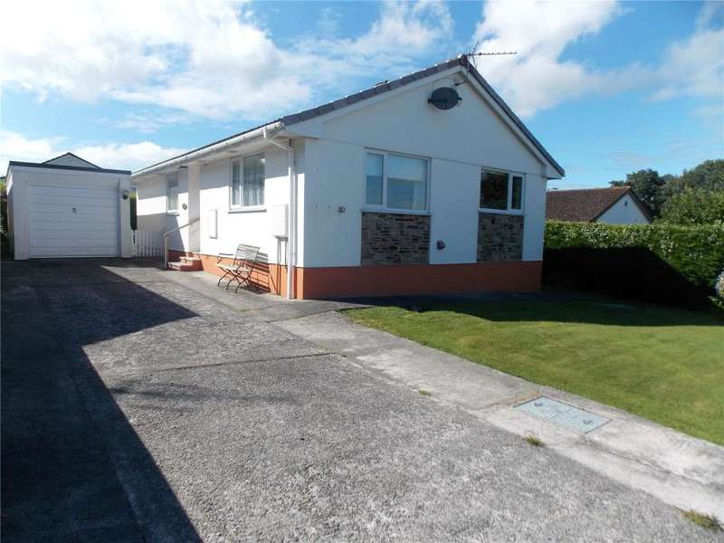 3 Bedrooms Detached Bungalow for sale in Cormorant Drive, St Austell