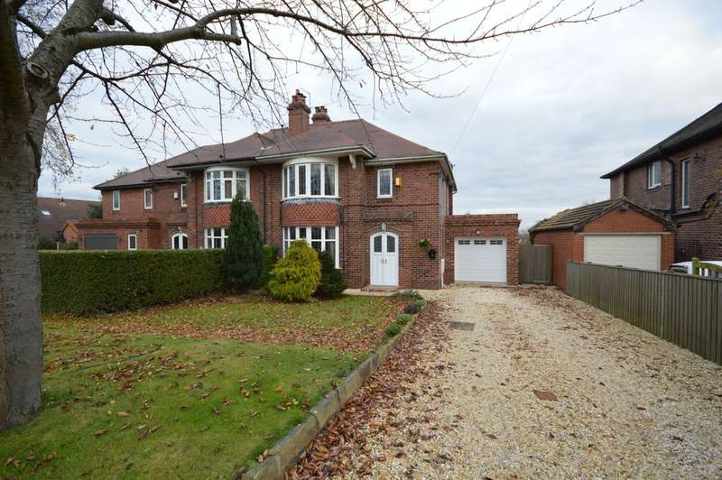 4 Bedrooms Semi Detached House for sale in Manygates Lane, Sandal, Wakefield