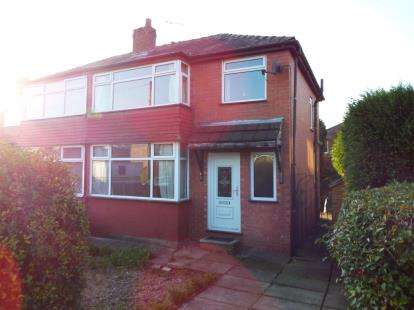 3 Bedrooms Semi Detached House for sale in Hastings Road, Prestwich, Manchester, Greater Manchester, M25