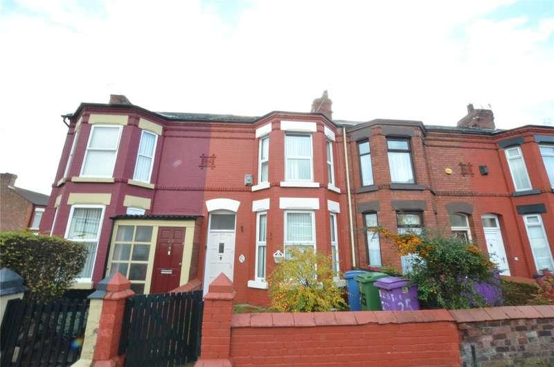 3 Bedrooms Terraced House for sale in Ellerslie Road, Liverpool, L13