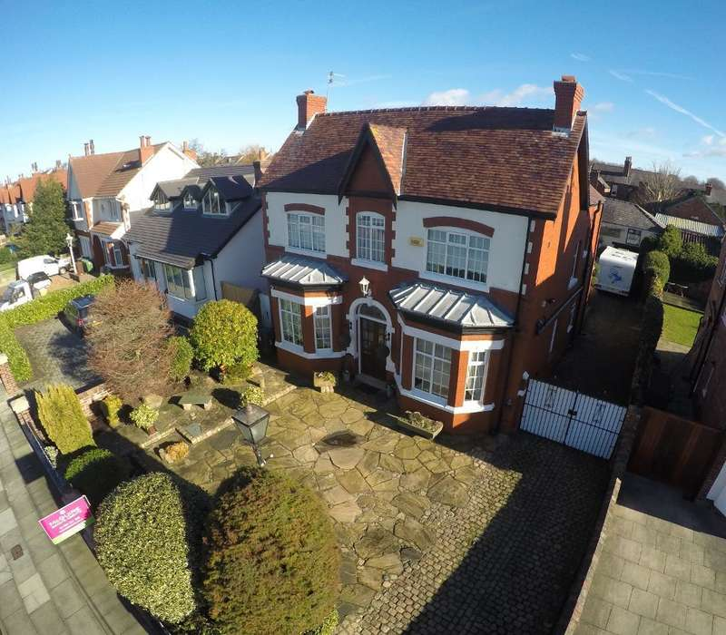 4 Bedrooms Detached House for sale in Bibby road, Churchtown, Southport, PR9 7PT