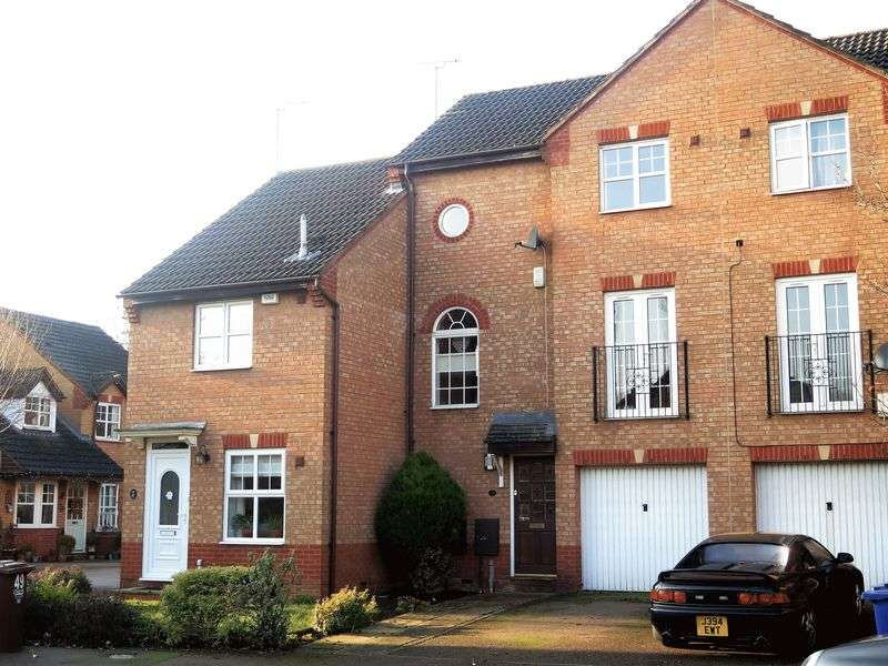 3 Bedrooms Terraced House for sale in Wellington Avenue, Banbury