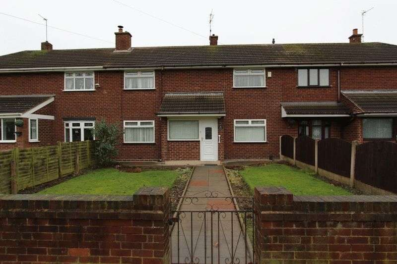 3 Bedrooms Terraced House for sale in Jubilee Road, Tipton