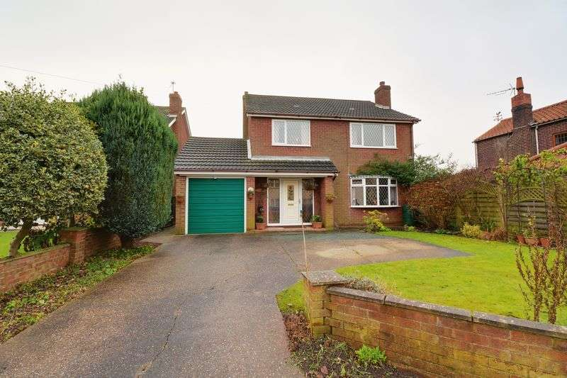 3 Bedrooms Detached House for sale in High Street, Wooton